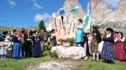 Puech interes tla Val Badia al event.