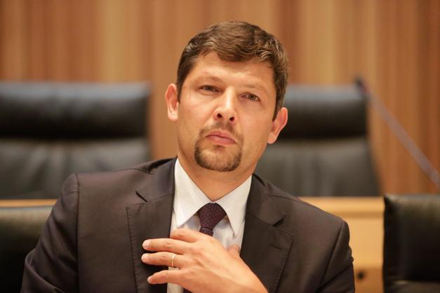 Daniel Alfreider, parlamentar ladin
